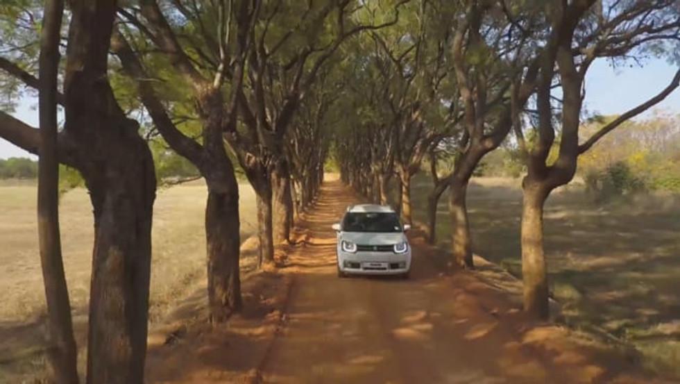 Suzuki Ignis Product Film
