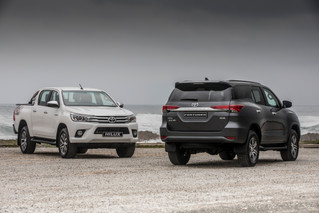 Toyota Hilux and Fortuner Media Pack