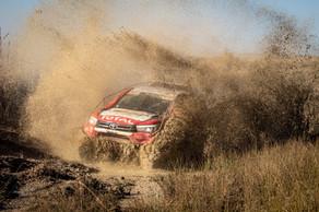 Toyota Gazoo Racing SA race images