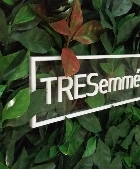 Stand / Tresemme / Pta. Carretas Shopping