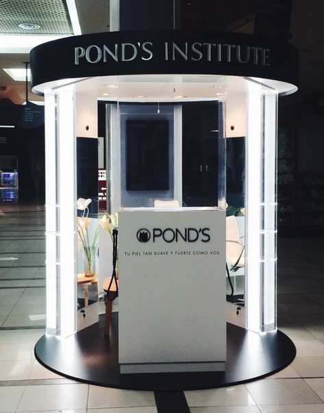 Stand / Shopping / PONDS