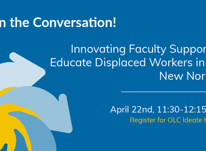 What to Expect at Wednesday's OLC Ideate Conversation