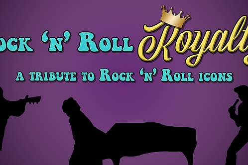 Rock 'n' Roll Royalty DVD