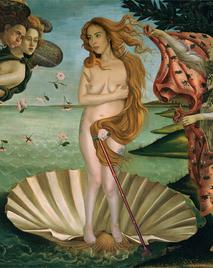 birth of venus Mariam Pare