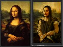Mona Lisa by Mariam Paré