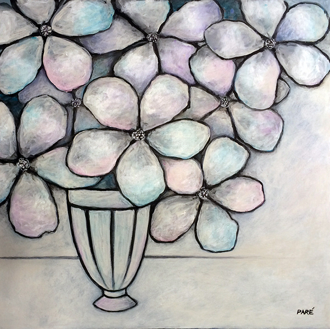 Flowers in Vase No 1 18x18 acrylic.jpg