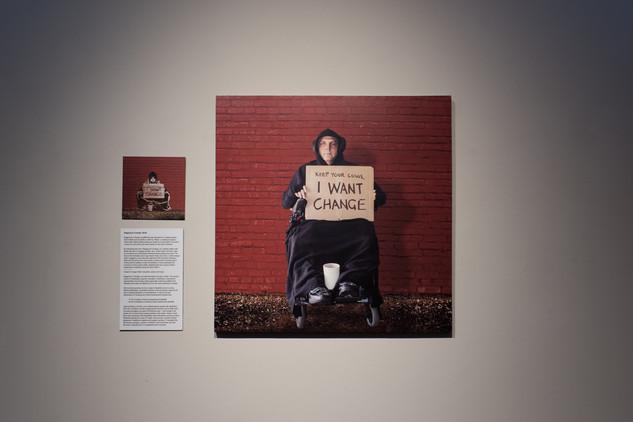 Begging for change Disability remake Mariam Paré