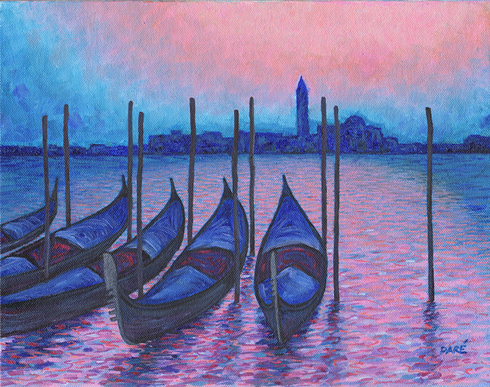 Sunrise in Venice oil 11x14.jpg