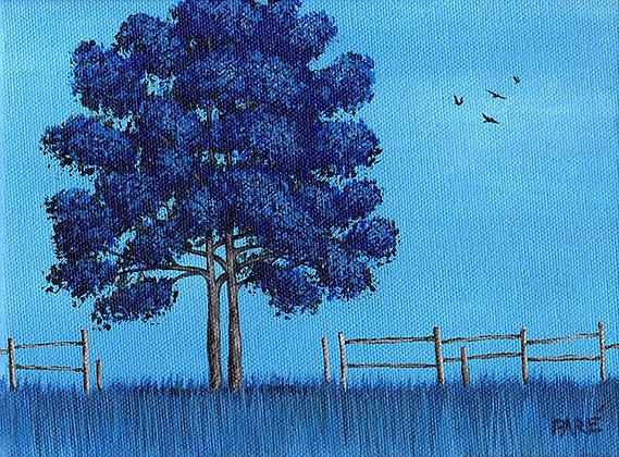 """""""Blue Arbor"""