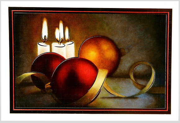 """Christmas Serenity"" Holiday Cards from M.F.P.A."