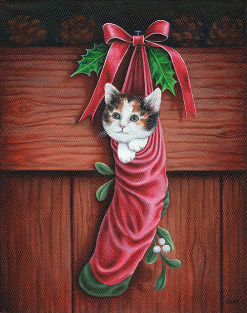 The Gift_ oil_11x14_kitty.jpg
