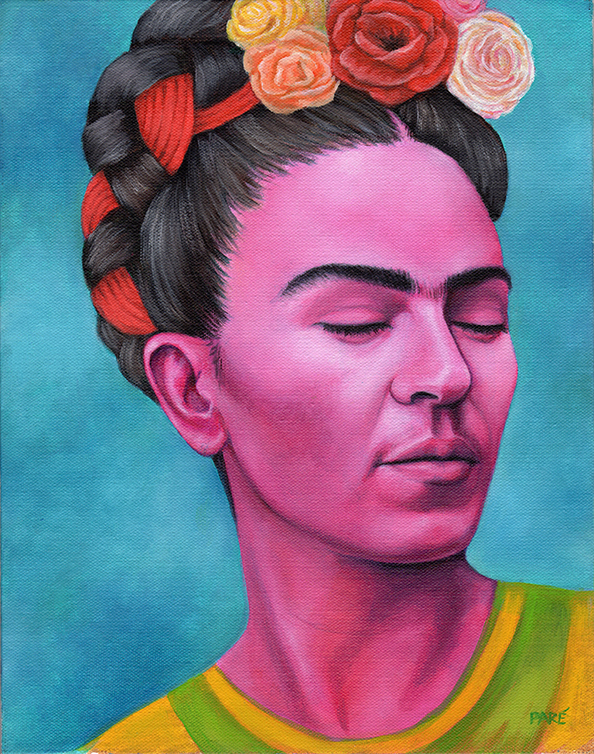 frida in pink lowres