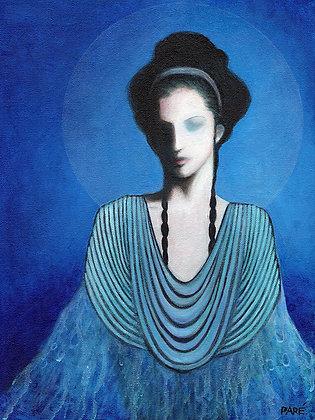 """""""Lady in Blue"""""""