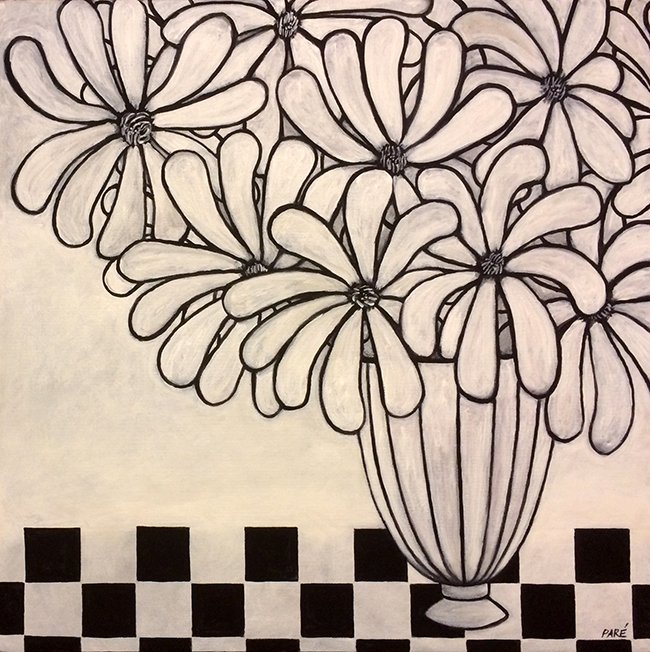 Flowers in Vase No 2 18x18 actylic.jpg