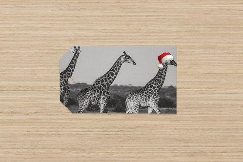 Christmas Present Tags x20