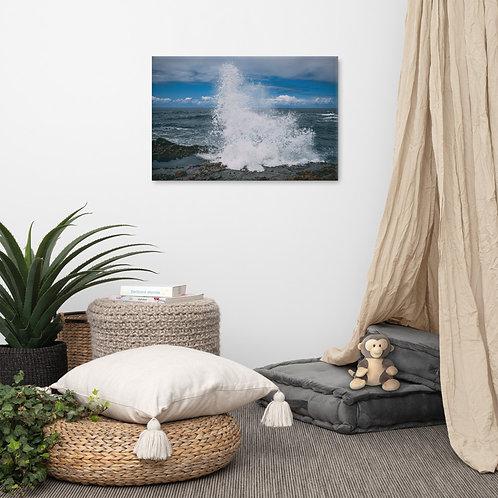 Oregon Wave Canvas