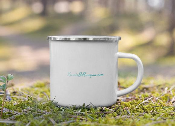 Become The Helper Enamel Mug