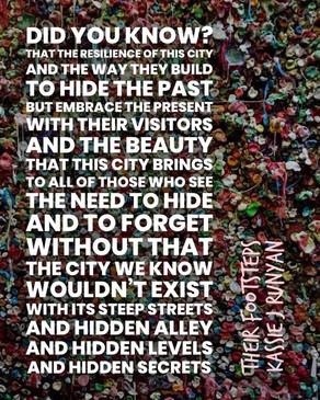 """HIDDEN - Sneak Peak from """"Their Footsteps"""""""