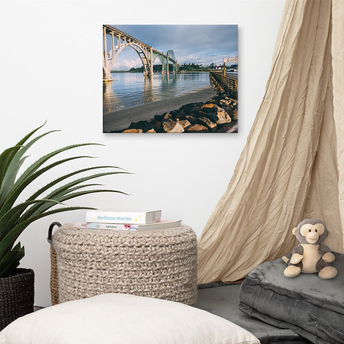 Newport Bayfront Canvas