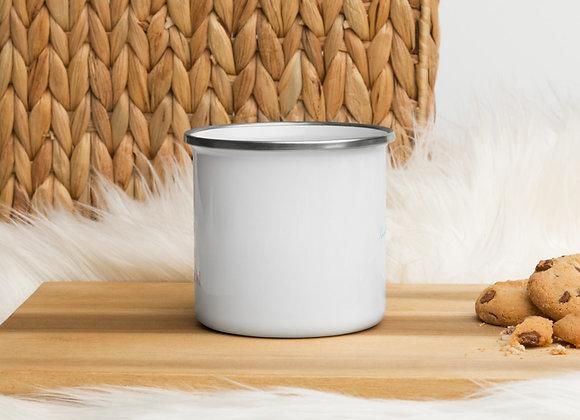Be The Good Enamel Mug