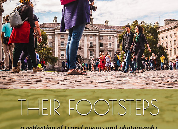 DIGITAL Their Footsteps: a collection of travel poems and photographs