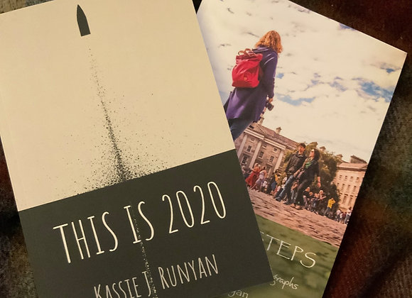 Combo Pack - This is 2020 & Their Footsteps