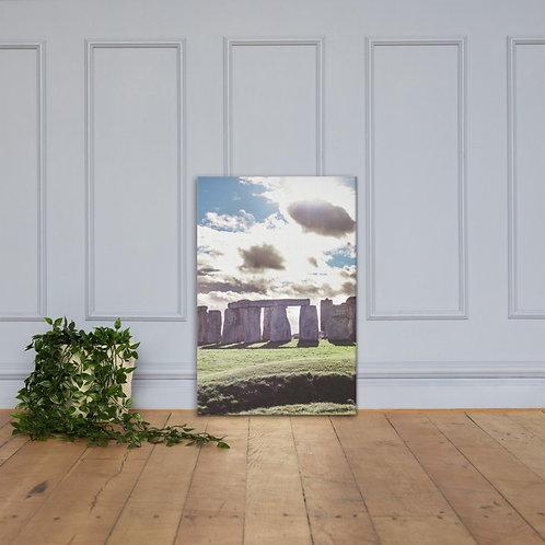 Stonehenge Canvas