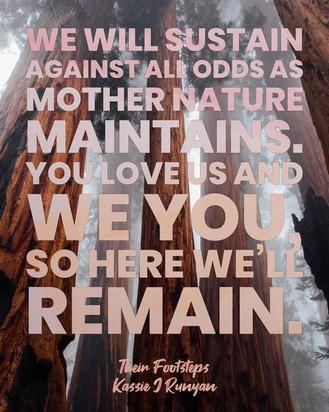 """WE WILL SUSTAIN - Sneak Peak from """"Their Footsteps"""""""