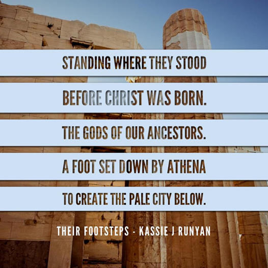 "THE GODS - Sneak Peak from ""Their Footsteps"""