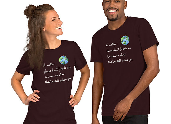 oh mother Short-Sleeve Unisex T-Shirt