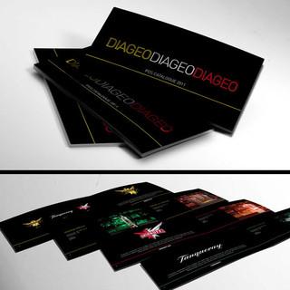 Diageo booklet.