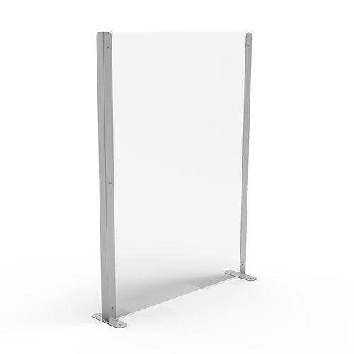 Acrylic Sneezeguard Screen - No cut-out