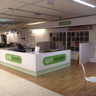 Retail shopfitting Croydon