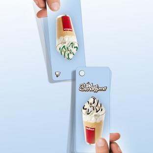 Lavazza sharing menu