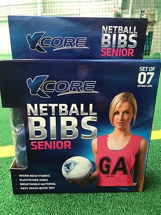 Netball Bib Set