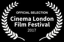 CLFF - Official Selection - black