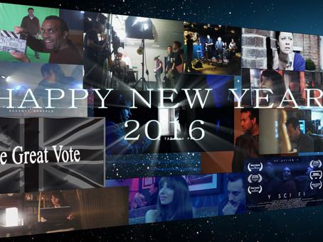 HAPPY NEW YEAR - 2016!!!!