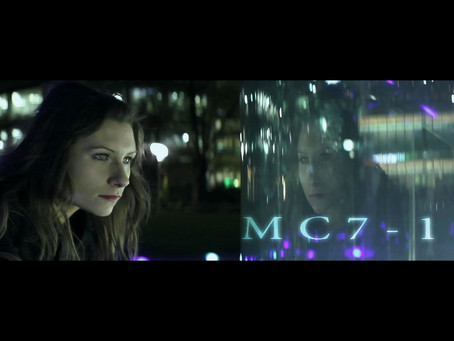 New short film and Kickstarter Project - 'MC7-1'