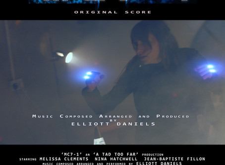 'MC7-1' Music Soundtrack Album composed arranged and performed by Elliott Daniels available