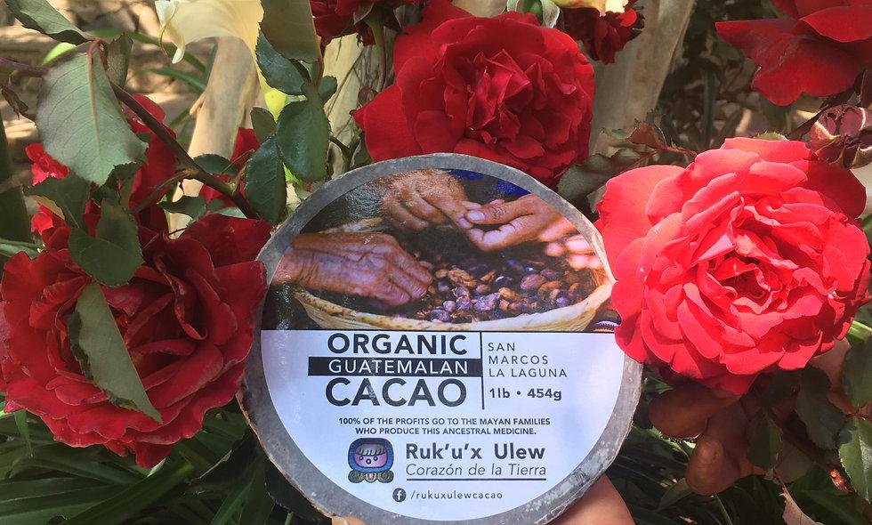 Ruk'u'x ulew 100% Cacao