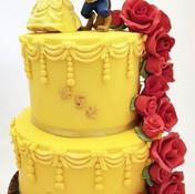 Beauty and the Beast kids cake.JPG
