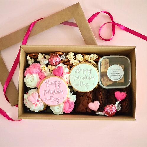 Customised dessert box
