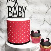 Minnie Mouse Cake Bumbleberry Bakes.jpg