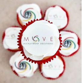 Move Recruitment solutions cupcakes.JPG
