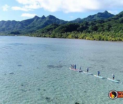 Huahine Explorer- Waterman Tahiti Tour