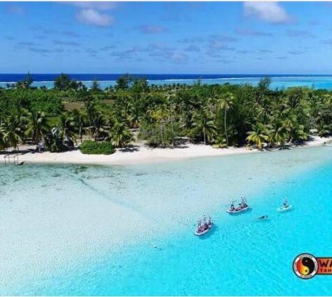 Bora Bora Ironmana Waterman Tahiti Tour