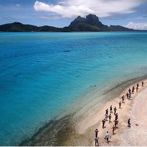 Bora Bora IRONMANA