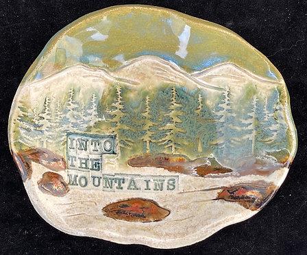 Mini free style bowl - Into the Mountains