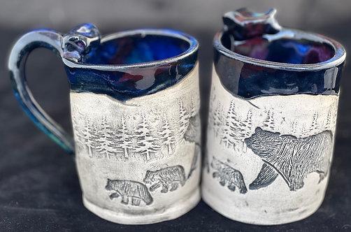 Northern Lights 399 Grizzly and Coys mug