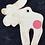 Thumbnail: Rustic Wyoming Moose  Ornament #5